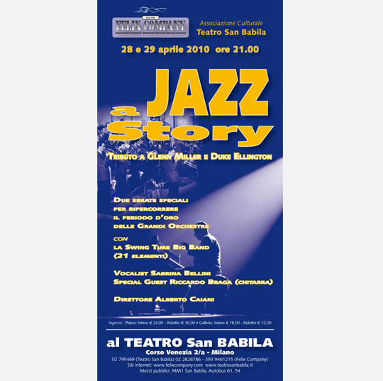 teatro san babila swingtime big band